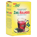 APODAY Holunder Vitamin C+Zink zuckerfrei Pulver 10x10 Gramm