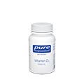 PURE ENCAPSULATIONS Vitamin D3 1000 I.E. Kapseln 120 Stück