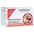 H&S Früchte mit Vitamin C Filterbeutel 20x2.7 Gramm