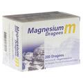 MAGNESIUM M Dragees 200 Stück