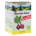 ROTE BETE Pulver instant Schoenenberger 200 Gramm