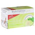 H&S Wohlfühltee Holunderblüte-Limette Filterbeutel 20 Stück