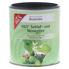 H&S Schlaf-und Nerventee (loser Tee) 75 Gramm