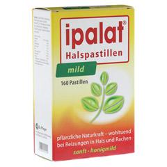 IPALAT Halspastillen mild 160 Stück