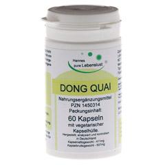 DONG QUAI Vegi Kapseln 500 mg 60 Stück