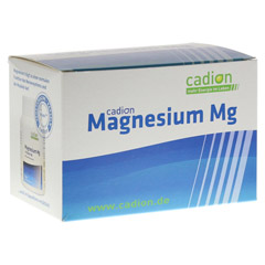 CADION Magnesium Mg Granulat Beutel 50x6.25 Gramm