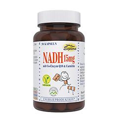 NADH 15 mg Kapseln 50 Stück