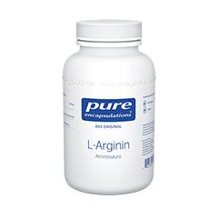 PURE ENCAPSULATIONS L-Arginin Kapseln 90 Stück