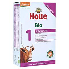 HOLLE Bio Säuglings Milchnahrung 1 400 Gramm