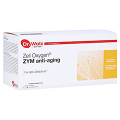 ZELL OXYGEN ZYM Anti Aging 14 Tage Kombipackung 1 Packung