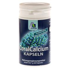 CORAL CALCIUM Kapseln 500 mg 60 Stück