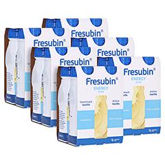 FRESUBIN ENERGY DRINK Vanille Trinkflasche 6x4x200 Milliliter