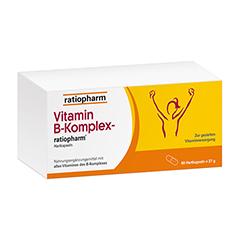 VITAMIN B Komplex ratiopharm Kapseln 60 Stück