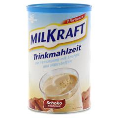 MILKRAFT Trinkmahlzeit Schoko Pulver 480 Gramm