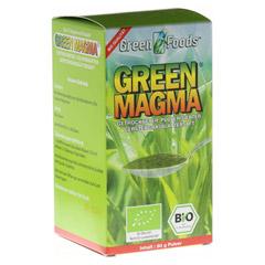 GREEN MAGMA Gerstengrasextrakt Pulver 80 Gramm