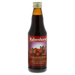 Rabenhorst Cranberry Muttersaft 330 Milliliter