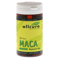 MACA KAPSELN 500 mg 60 Stück