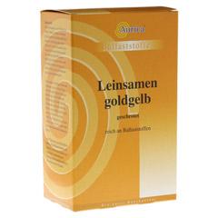 LEINSAMEN goldgelb geschrotet 500 Gramm