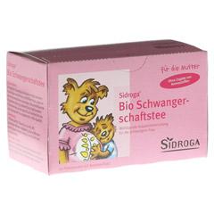 SIDROGA Bio Schwangerschaftstee Filterbeutel 20x1.5 Gramm