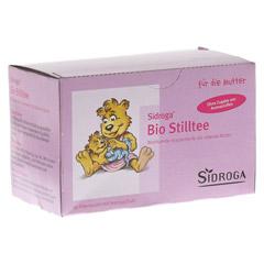 SIDROGA Bio Stilltee Filterbeutel 20x1.5 Gramm