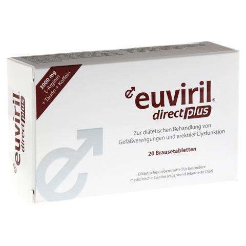 EUVIRIL direct plus Brausetabletten 20 Stück