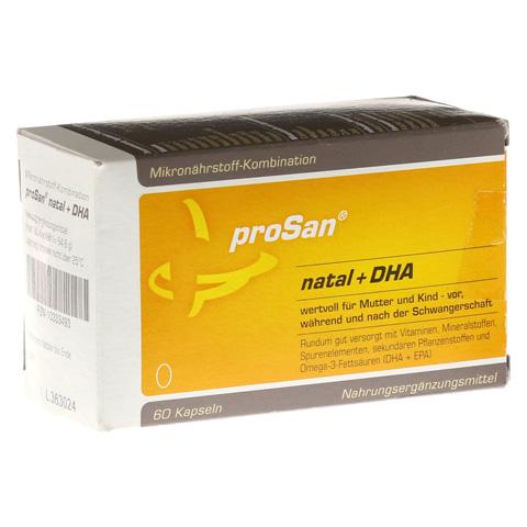PROSAN natal+DHA Kapseln 60 Stück