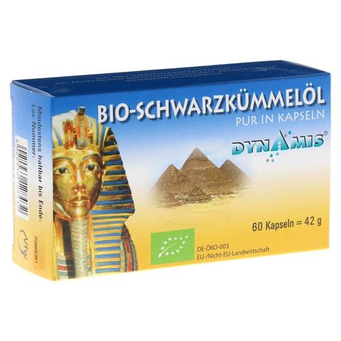SCHWARZKÜMMEL ÄGYPT pur Kapseln 60 Stück