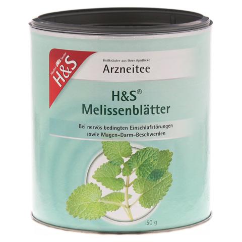 H&S Melissenblätter Arzneitee 50 Gramm