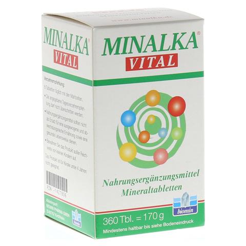 MINALKA Tabletten 360 Stück