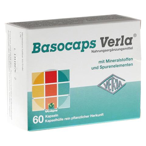 BASOCAPS Verla Kapseln 60 Stück