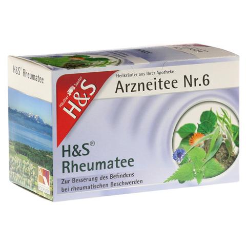 H&S Rheumatee 20 Stück