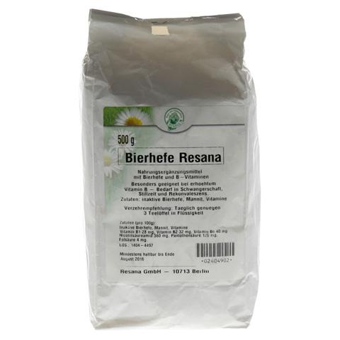 BIERHEFE RESANA 500 Gramm