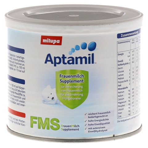 APTAMIL Frauenmilchsupplement Pulver 200 Gramm