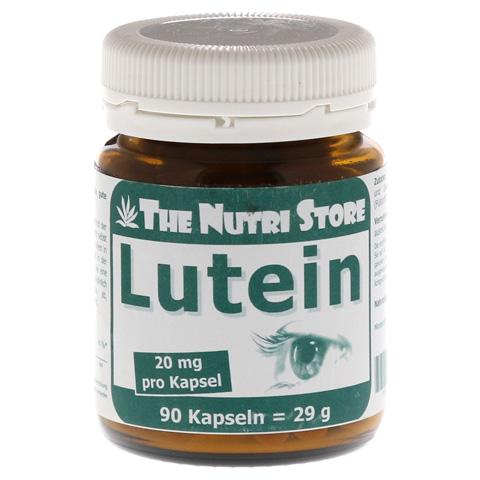 LUTEIN 20 mg Kapseln 90 Stück
