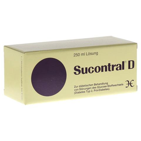 Sucontral D Diabetiker Lösung 250 Milliliter