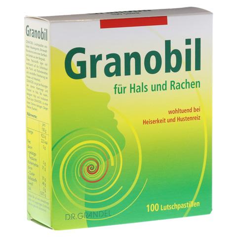 GRANOBIL Grandel Pastillen 100 Stück