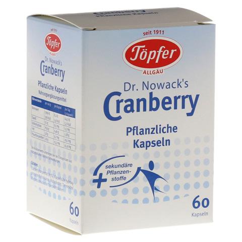 TÖPFER Dr.Nowacks Cranberry Kapseln 60 Stück