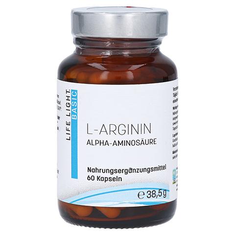 L-ARGININ 500 mg Kapseln 60 Stück