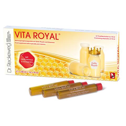 VITA ROYAL Portionsflaschen 12x10 Milliliter