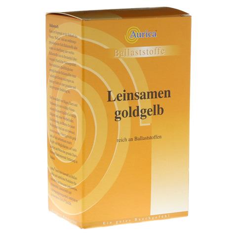 LEINSAMEN goldgelb Aurica 500 Gramm