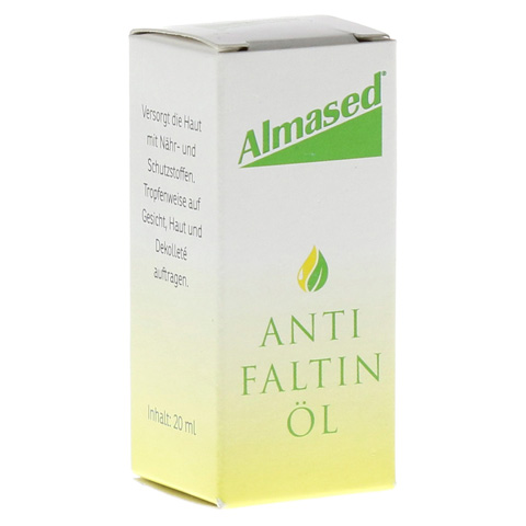 ALMASED Antifaltin Öl 20 Milliliter