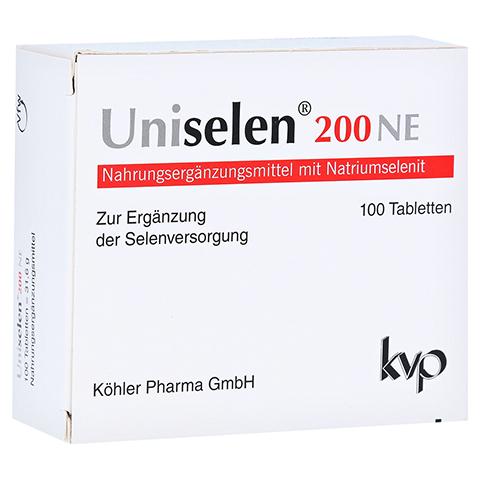 UNISELEN 200 NE Tabletten 100 Stück