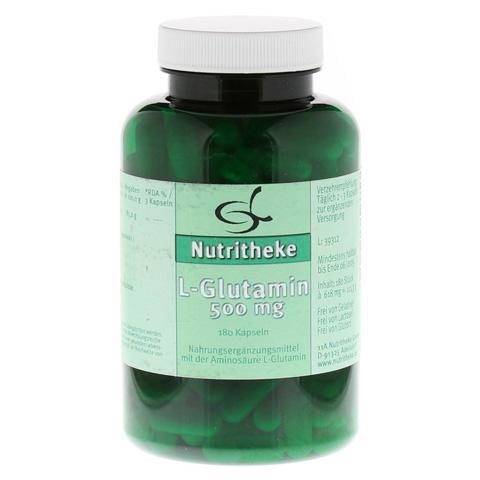 L-GLUTAMIN 500 mg Kapseln 180 Stück