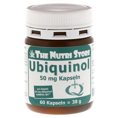 UBIQUINOL 50 mg Kapseln 60 Stück