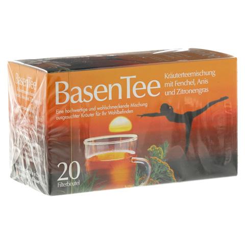 Basentee Filterbeutel 20 Stück
