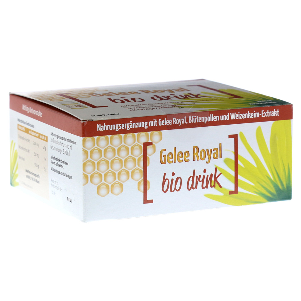 gelee-royal-bio-drink-trinkflaschchen-20x10-milliliter