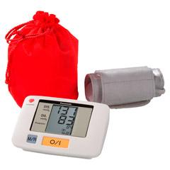 PANASONIC EW3106 Oberarm Blutdruckmesser 1 Stück - Vorderseite
