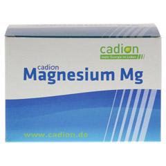 CADION Magnesium Mg Granulat Beutel 50x6.25 Gramm - Vorderseite