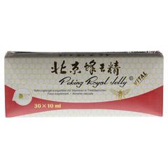 PEKING Royal Jelly Vital Trinkampullen 30x10 Milliliter - Vorderseite