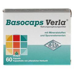 BASOCAPS Verla Kapseln 60 Stück - Vorderseite
